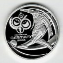 2006 - Stříbrná medaile MS ve fotbale
