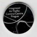 2007 - Stříbrná medaile Řízení letového provozu České republiky
