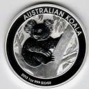 Stříbrná investiční mince Australian Koala 2013 - 1 Oz