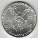 Stříbrná investiční mince Libertad 1994 - 1 Oz