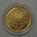 1996 - Zlatá mince Malý groš, b.k.