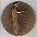 Medaile Národní muzeum v Praze, rok 1968