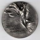 Medaile Zrušení nevolnictví, rok 1981