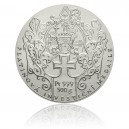 2013 - Platinová investiční medaile Klášter Zlatá koruna