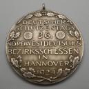 36. německé střelby Hannover - 1924