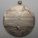 XVII. německé spolkové střelby Frankfurt n./Mohanem - 1912