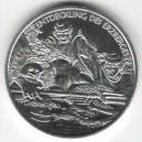 Stříbrná pamětní mince Ruda ve Štýrsku, b.k., rok 2010