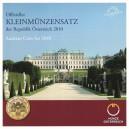 Sada oběžných mincí Rakousko 2010