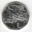 Stříbrná pamětní mince Großglocknerská vysokohorská silnice, b.k., rok 2010