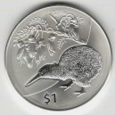 Stříbrná investiční mince Kiwi 2012 - 1 Oz