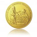 Zlatá investiční mince 250 NZD Jan Amos Komenský - Standard