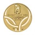2008 - Zlatá medaile Olympijské hry Peking, Au 1/4 Oz