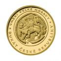 2008 - Zlatý Jednodukát České republiky, Au 1/10 Oz