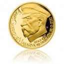 2014 - Zlatý dukát Českoslovenští prezidenti - T. G. Masaryk