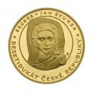 2008 - Zlatý Desetidukát České republiky, Au 1 Oz