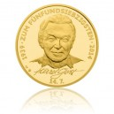 2014 - Zlatá medaile Karel Gott - Au 1 Oz - německá verze