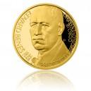 2014 - Zlatý dukát Českoslovenští prezidenti - Edvard Beneš