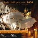 Sada oběžných mincí České republiky 2006 - UNESC0