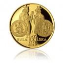 2012 - Zlatá mince Zlatá bula sicilská, Proof