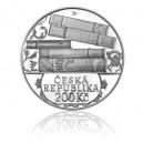 2011 - Stříbrná mince Jiří Melantrich z Aventina, Proof