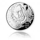 2012 - Stříbrná mince Rudolf II., Proof