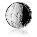 2012 - Stříbrná mince Založení Junáka, Proof