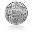 2011 - Stříbrná mince Jiří Melantrich z Aventina, b.k.