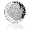 Stříbrná mince Kryštof Harant z Polžic a Bezdružic, Proof