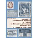 Nouzové papírové peníze vydané v Československé republice v letech 1918 - 1939