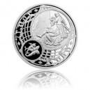 2015 - Stříbrná medaile Staroměstský orloj - Ryby