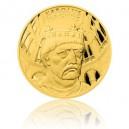 2014 - Zlatá medaile Dějiny válečnictví - Karel Veliký - Au 1 Oz