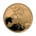 2004 - Zlatá medaile Vstup ČR do EU, Au 1 Oz