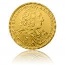 2015 - Zlatá medaile Replika dukátu Franze Ludwiga von Pfalz-Neuburg