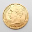 Zlatá mince Dánsko 10 Koruna 1909 VBP