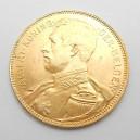 Zlatá mince Belgie 20 Frank 1914