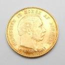 Zlatá mince Dánsko 10 Koruna 1900 VBP