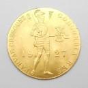 Zlatá mince Nizozemí 1 Dukát 1927