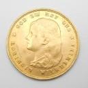Zlatá mince Nizozemí 10 Gulden 1897