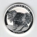 Stříbrná investiční mince Australian Koala 2014 - 1 Oz