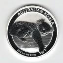 Stříbrná investiční mince Australian Koala 2012 - 1 Oz