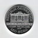 Stříbrná investiční mince Wiener Philharmoniker 2015 - 1 Oz