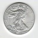 Stříbrná investiční mince American Eagle 2014 - 1 Oz
