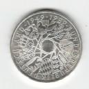 Stříbrná pamětní mince Německá spolková republika, b.k., rok 1989
