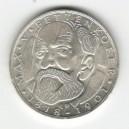 Stříbrná pamětní mince Max von Pettenkofer, b.k., rok 1968