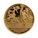 2008 - Zlatá medaile LOH Athény, Au 1/4 Oz