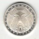Stříbrná pamětní mince Balthasar Neumann, b.k., rok 1978