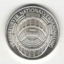 Stříbrná pamětní mince Frankfurtské Národní shromáždění, b.k., rok 1973