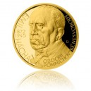 2015 - Zlatý dukát Českoslovenští prezidenti - Emil Hácha