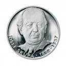 2007 - Stříbrná medaile Josef Skupa