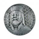 2005 - Stříbrná medaile Karel IV.